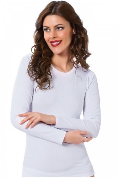 Moda Çizgi - Moda Çizgi Bayan Uzun Kol Body 250