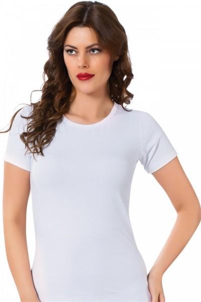 Moda Çizgi - Moda Çizgi Bayan Kısa Kol Body 232