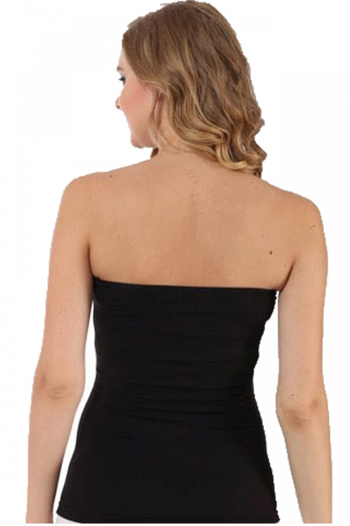 Moda Çizgi Bayan Straples Body 255