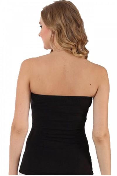 Moda Çizgi Bayan Straples Body 255 - Thumbnail