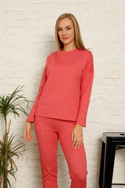 Moda Çizgi - Moda Çizgi Kadın Pamuk Eşofman Takım 9036